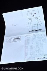 Big Scale Danboard Cardboard Assembling Kit Review (8)