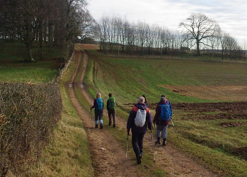 20121202-21_Coventry CHA Walkers - Cotswolds - Nr Ganborough by gary.hadden