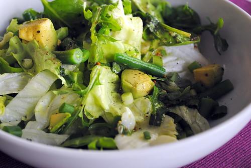 40 Shades of Green Salad
