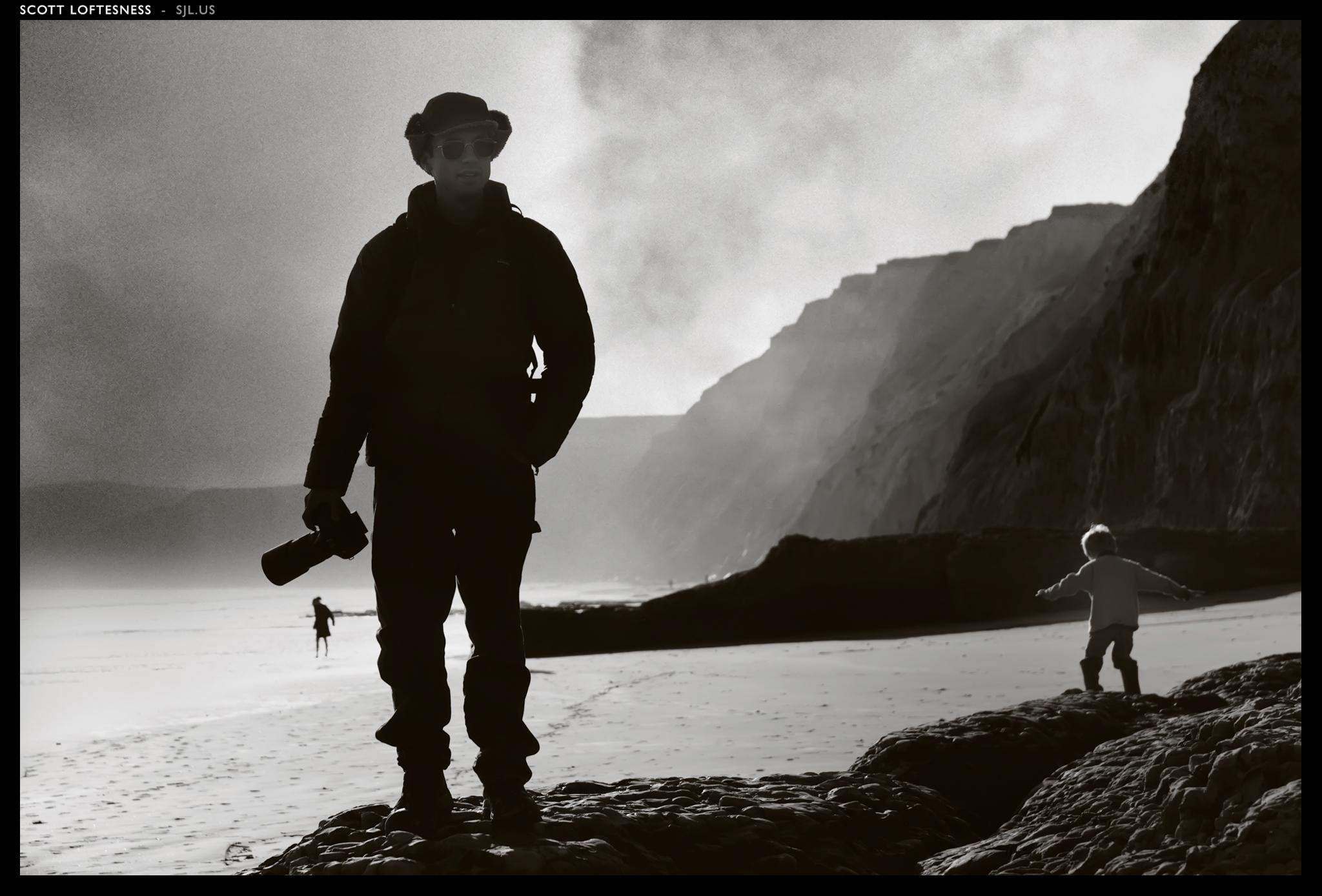 Shooter #2 - Drake's Beach - 2013
