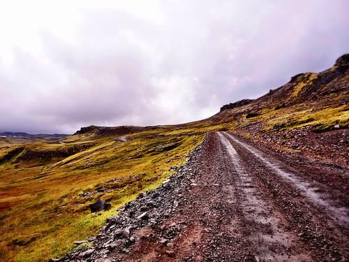 Snæfellsjökull 2011 by SpatzMe