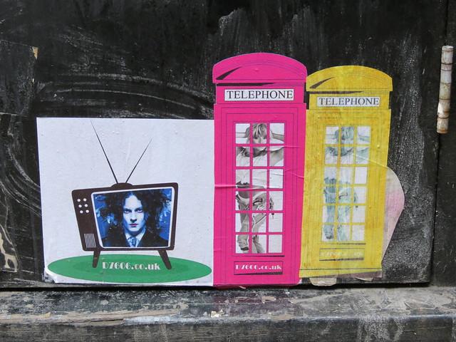 Shoreditch street art - D7606