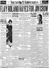 Roland Hayes Blasted for Jim Crow Performance: 1926