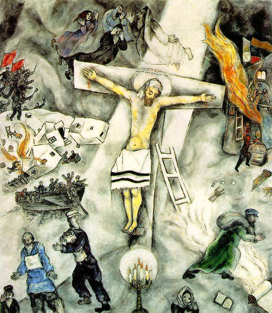 Chagall - The White Crucifixion