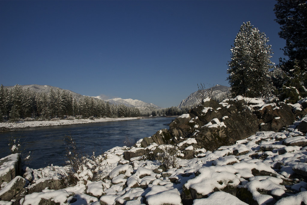 Clark Fork of the Columbia River