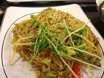 sin chow chow mien