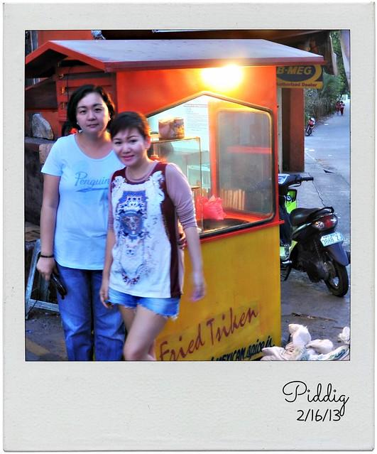 Fried Chicken Stand