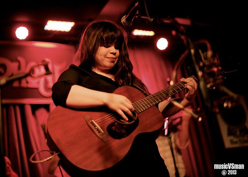 Samantha Crain @ The Gramophone