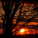 Sunset | Yeadon - 30th March 2013