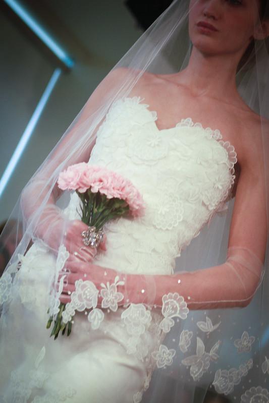 Oscar de la Renta Bridal 2014 - 137