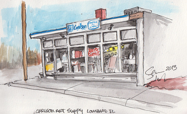 Carlson Art Supply