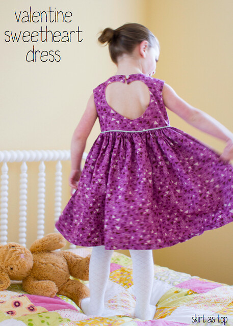 valentine sweetheart dress
