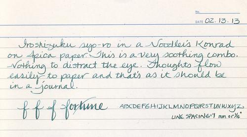 Noodler's Tahitian Tortoise Fountain Pen