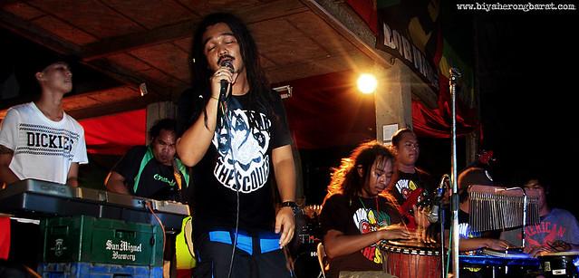 Lion & The Scouts 5th Bob Day Roots Festival Tiaong Gubat Quezon