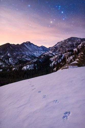 Lead me to Longs Peak