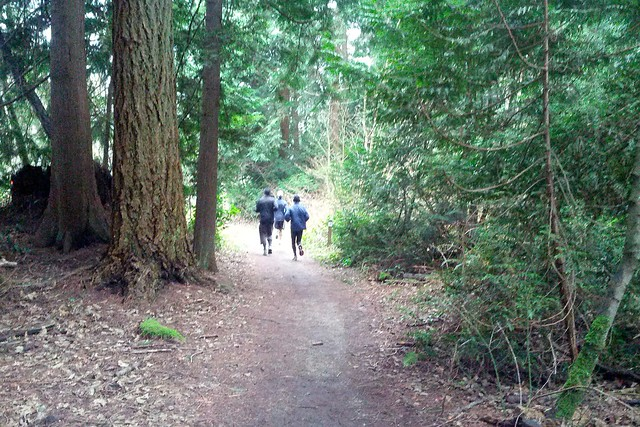 UBC Trail Run