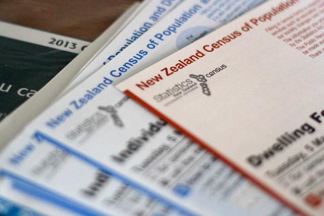 Tuesday: census