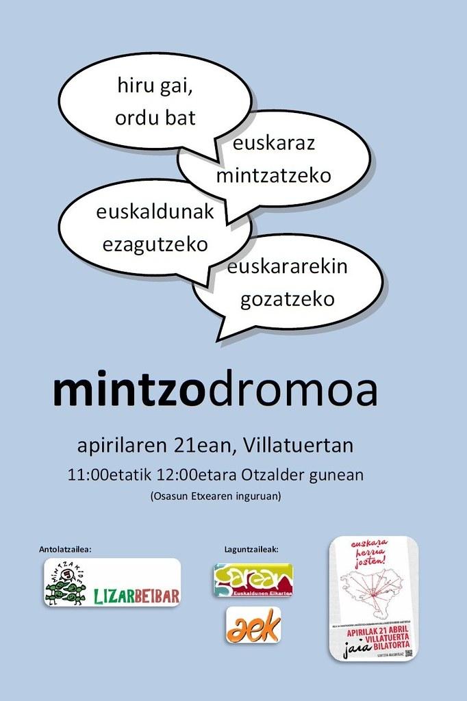 Mintzodromoa