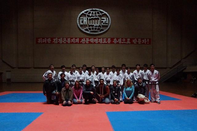 Pyongyang Taekwondo Palace
