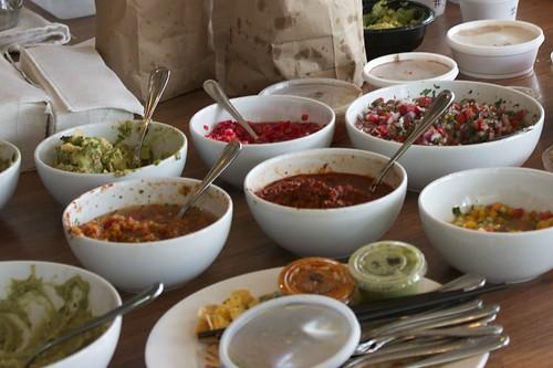 Salsa Table