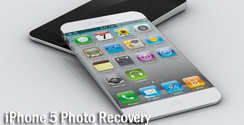 recover photos from iPhone 5
