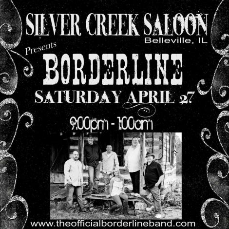 Borderline at Silver Creek Saloon 4-27-13