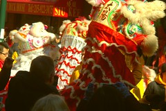 Philadelphia Lion Dance 2013
