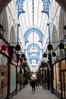 Thorntons Arcade, Leeds