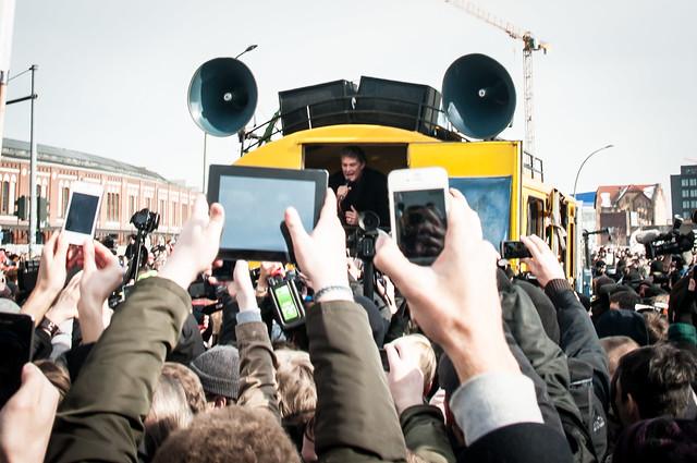 The Hoff in Berlin