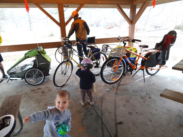 March Kidical Mass Ride
