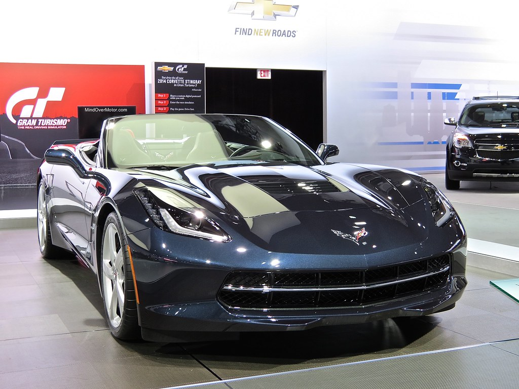 Chevrolet C7 Corvette Stingray