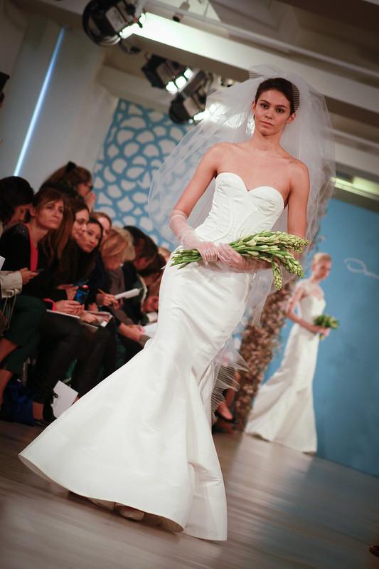 Oscar de la Renta Bridal 2014 - 160