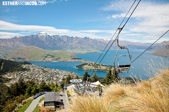 Skyline Luge Queenstown | Day 4 New Zealand Sweet as South Contiki Tour | A Guide to South Island