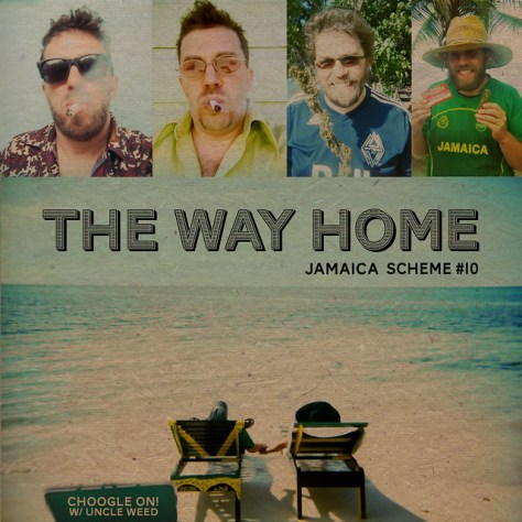 The Way Home (Forever will i see you more)