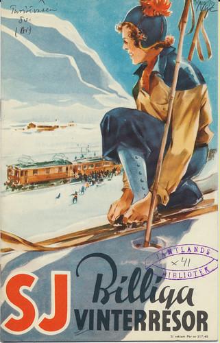 sj_vinterresor_1941 by Historiskt