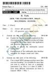 UPTU B.Tech Question Papers - CS-044 - Multimedia Systems