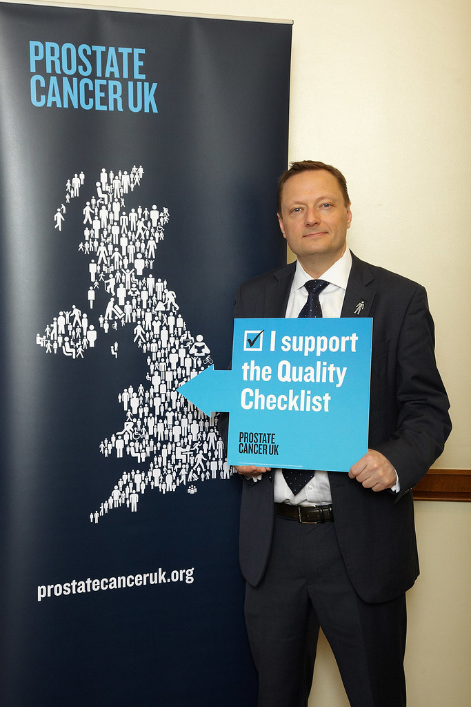 Prostate Cancer UK's Quality Checklist