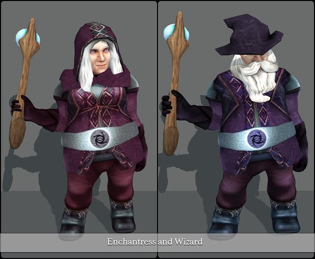 Fantasy Faire - Dwarfins Pic 1