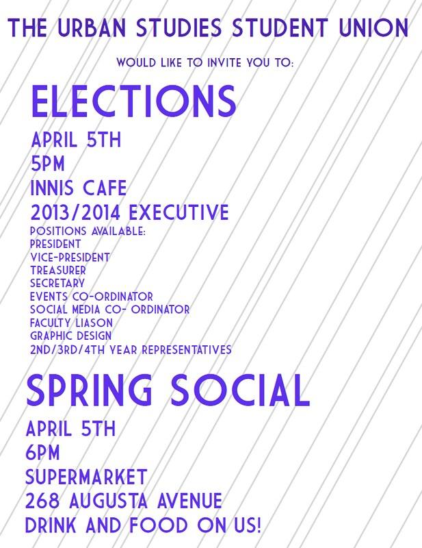 URSSU Elections/Social