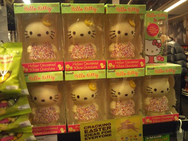 Hello Kitty Easter eggs (UK)