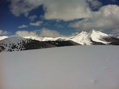 Gipfel Lutterkopf, Blick auf Rudlhorn und Durrakopf