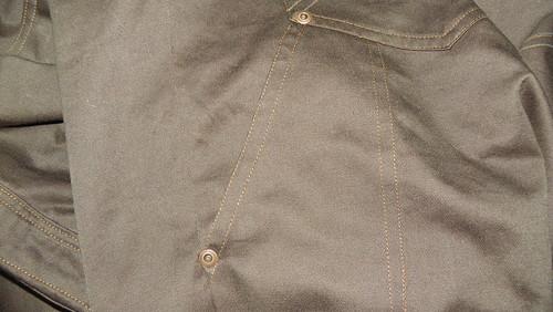 Reinforced Tool Pocket