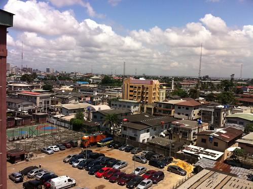 Ikoyi - Obalende - Lagos Nigeria by Jujufilms