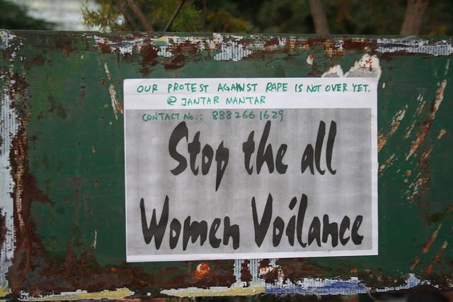 Protests Outside AIIMS Delhi-007