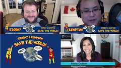 Stormy & Kempton Save the World! #skSTW - episode 01