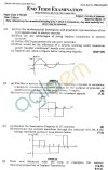 GGSIPU Question Papers Third Semester – End Term 2011 – ETEC-205
