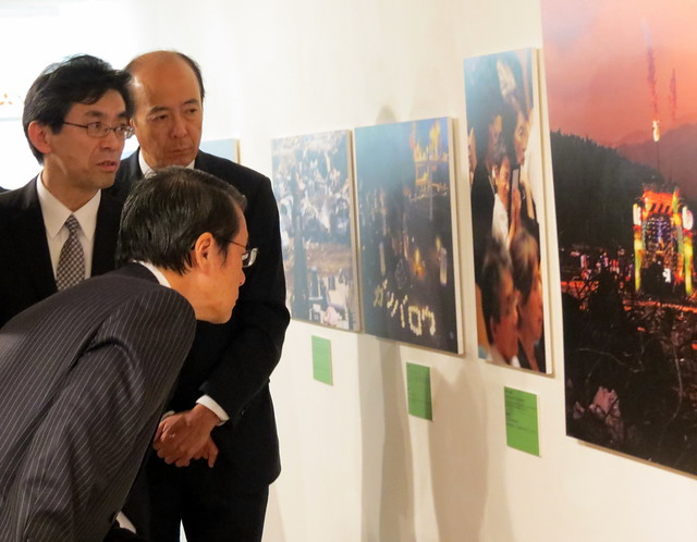 His Excellency Mr Keiichi Hayashi, Ambassador of Japan to the UK