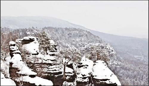 Blick zum Winterberg