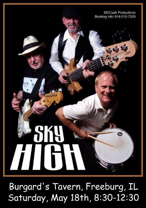 Sky High 5-18-13