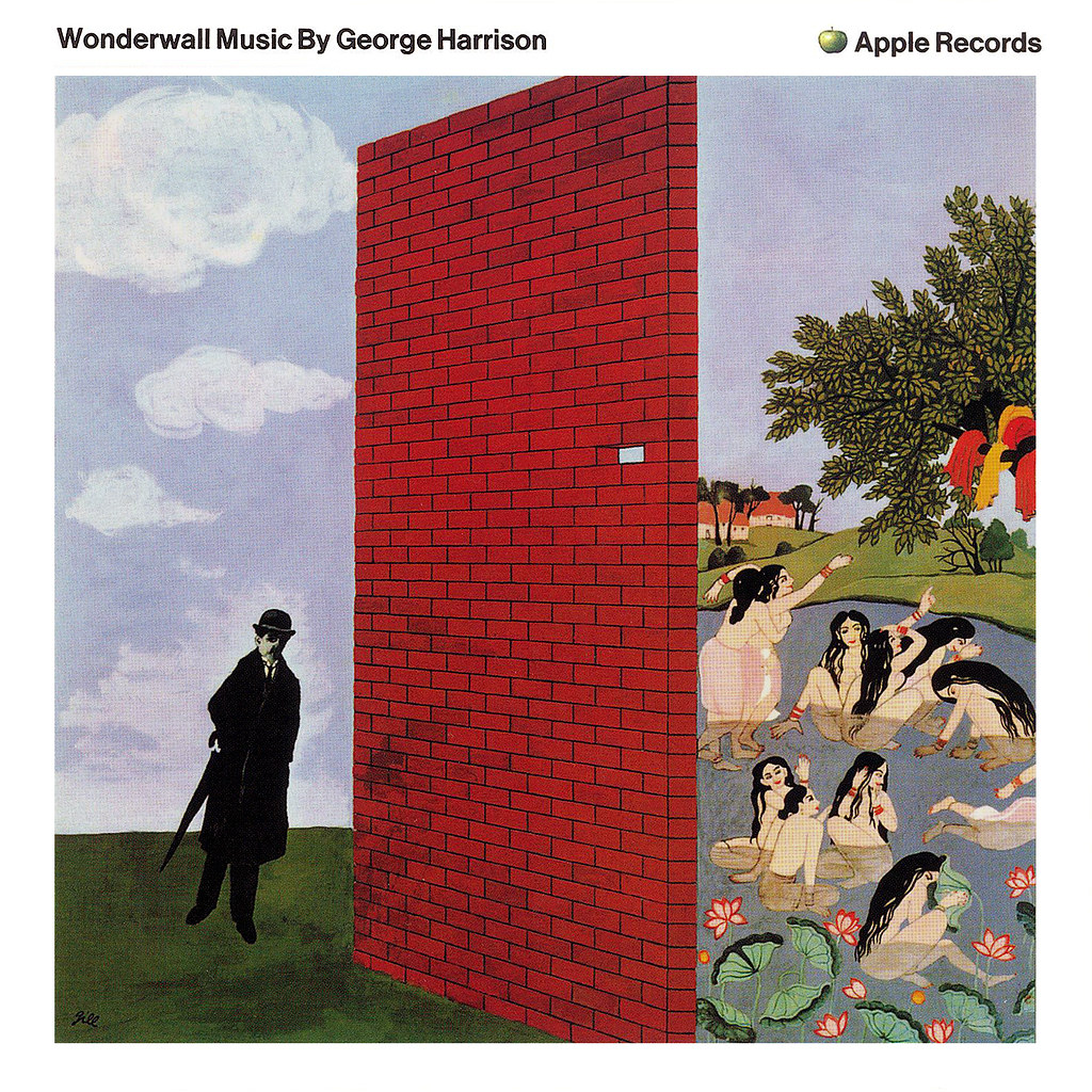 George Harrison ‎– Wonderwall Music